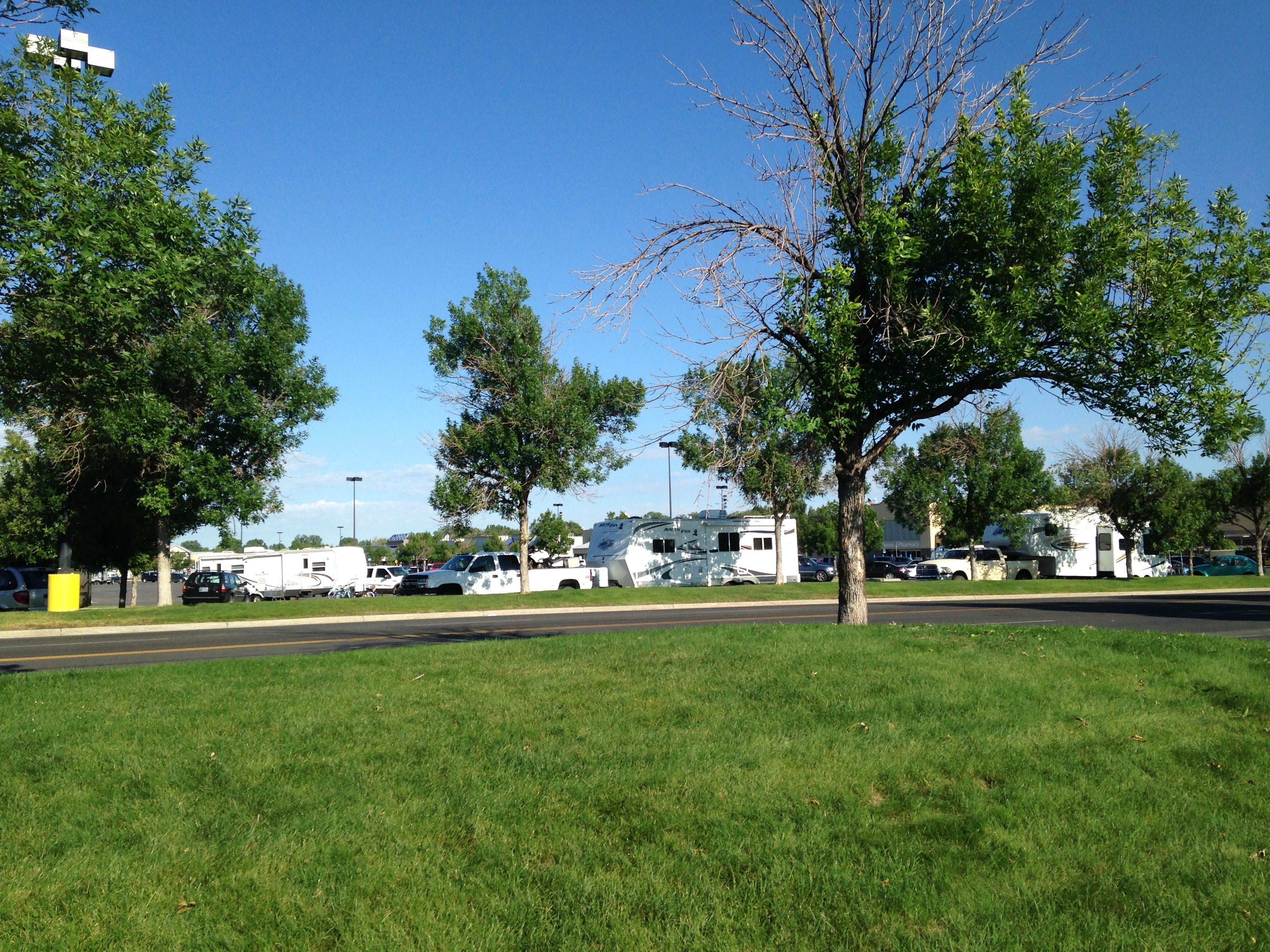 WalMart in Missoula, Montana